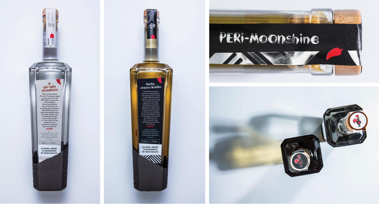 Nando's PERi-Gin & Moonshine