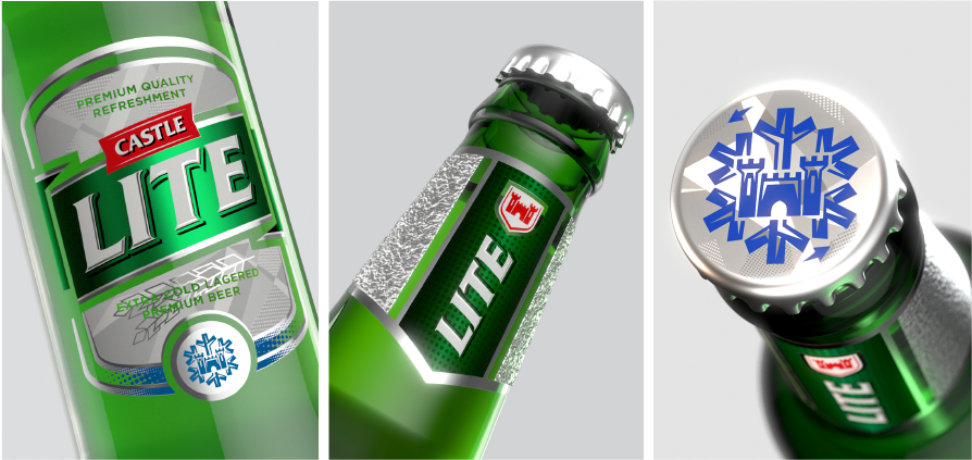 Castle Lite Packaging
